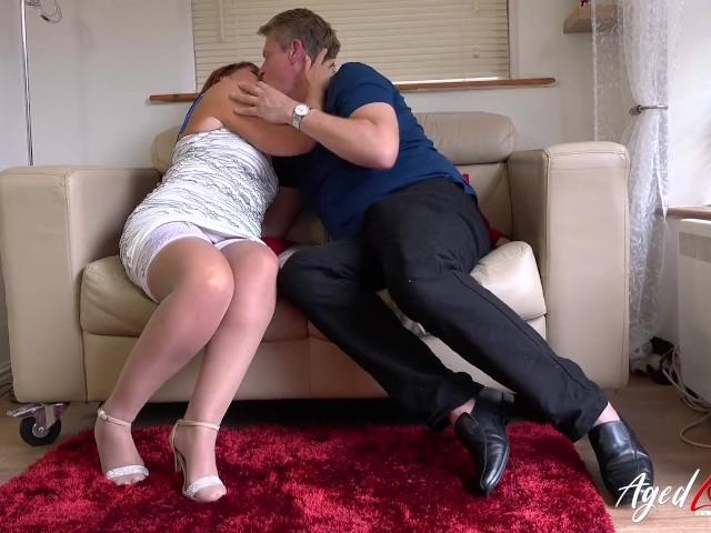 Agedlove Beau Diamonds and Marc Kaye Hardcore Sex