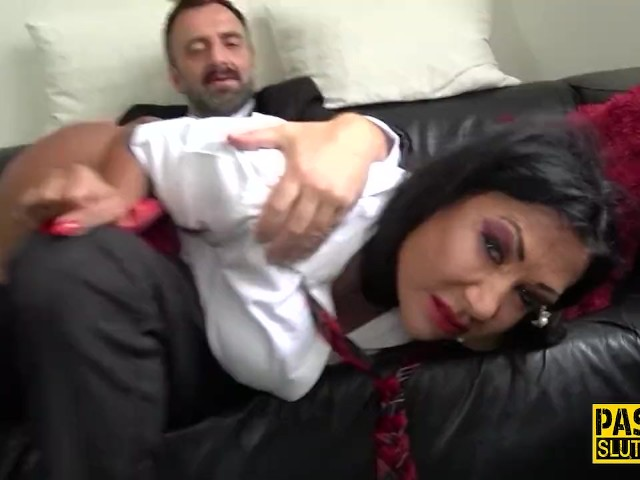Mature Submissive Pounded