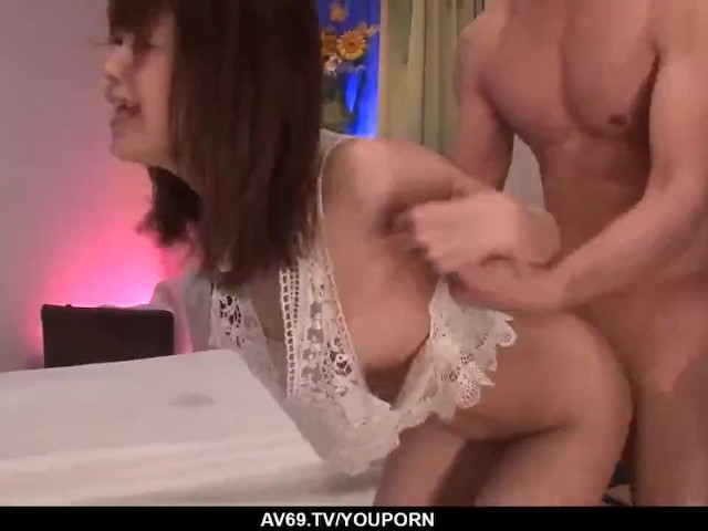 Married Maika Enjoys Hubby and One Friend for Threesome Sex - More at 69avs.Com