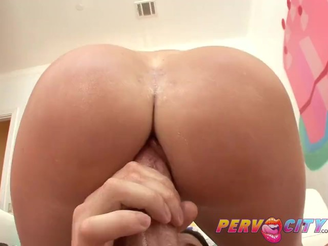 Pervcity Nikki Delano Has an Ass Made for Anal