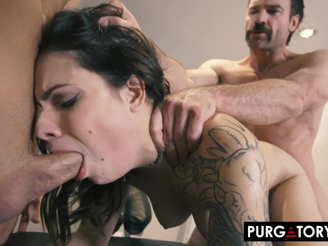PURGATORYX I let my wife Sherly Queen fuck two guys in front of me