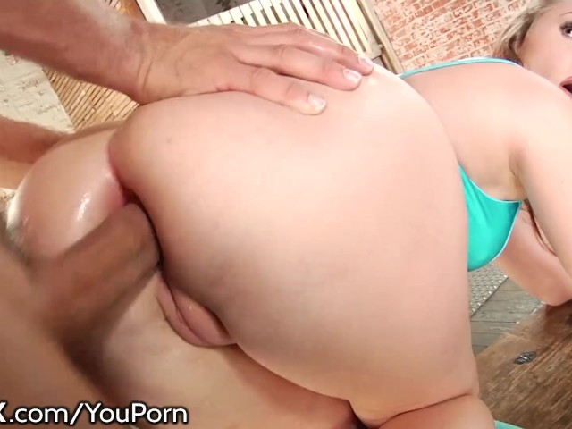 Hardx Big Ass White Girl Loves This Daddys Dick Up Her Anal Free Porn Videos Youporn