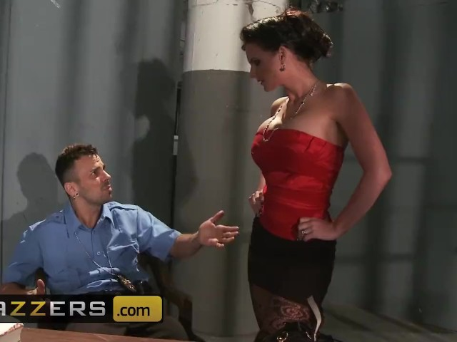 Brazzers - Phoenix Marie Gets Roughed Up and Stuffed by Cop in Front of Her Husband