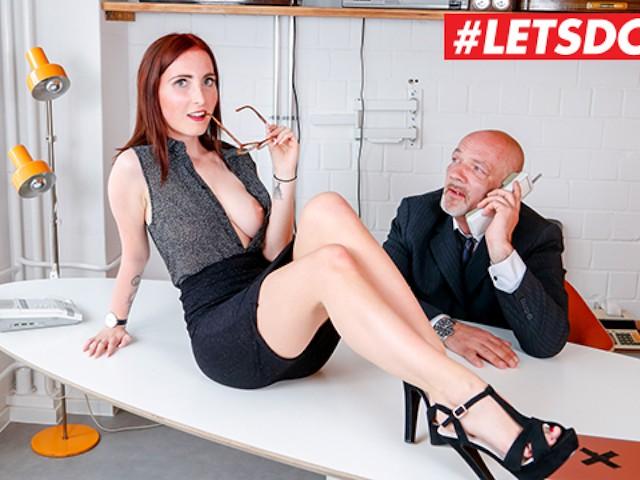 Letsdoeit - German Cute Secretary Fucked Hard by Older Boss - Free Porn  Videos - YouPorn