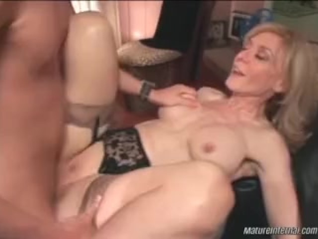 Mature Beauty Gets Her Tight Pussy Slammed Hard