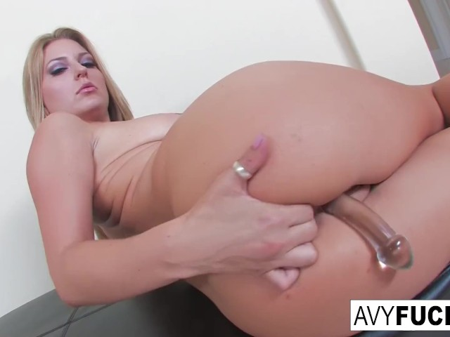 Sexy Avy Scott Strips Off Her Dress in This Erotic Solo for You to Enjoy