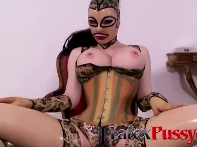 Latex Lucy at Latexpussycats