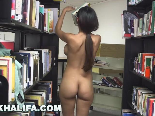 Mia Khalifa Reverse Cowgirl