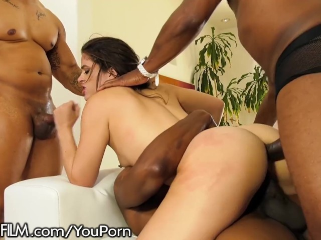 Devilsfilm Teen Gangbang- Bbc in Every Hole!