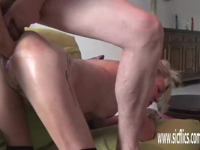 Extreme Double Fisting and Huge Dildo Fuck