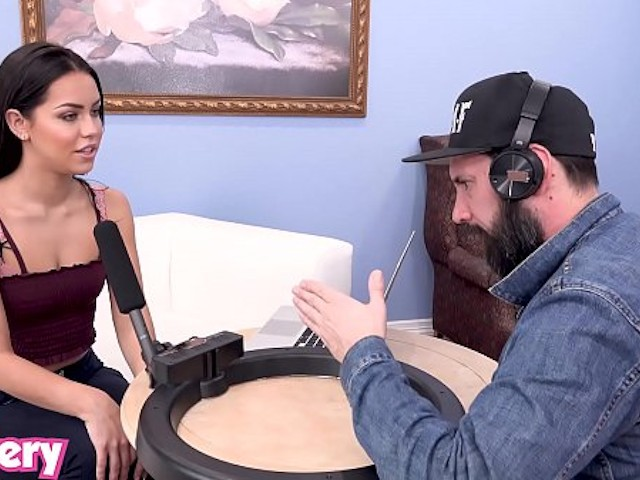 Trickery - Alina Lopez Tricked Into Sex at Asmr Voice Over Gig