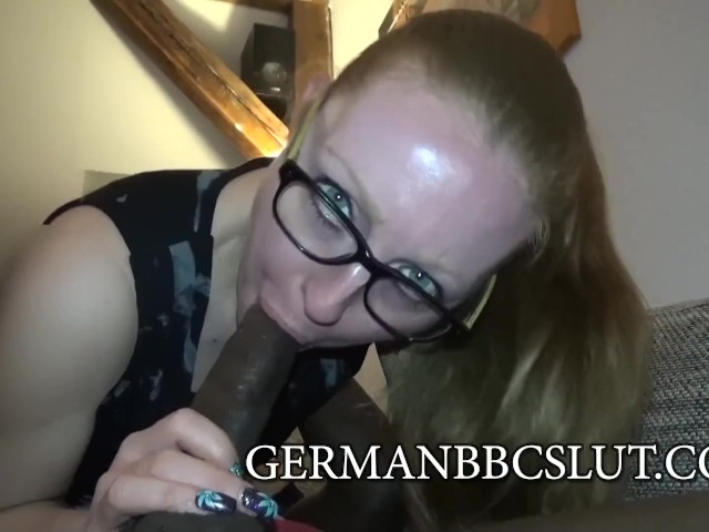 Germanbbcslut Wife Slut Sucking and Riding Bbc