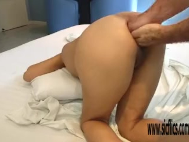 Double Fisting Her Greedy Ass Hole
