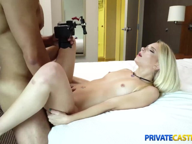 Private Casting X - Riley Star - Slim Nubile Fake Casting Fuck