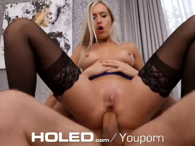 Holed Gaping Ass to Mouth Rough Fuck