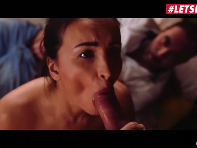 Xxx 12733 Letsdoeit - Massage Guy Tricks Strangers Into Rough Sex