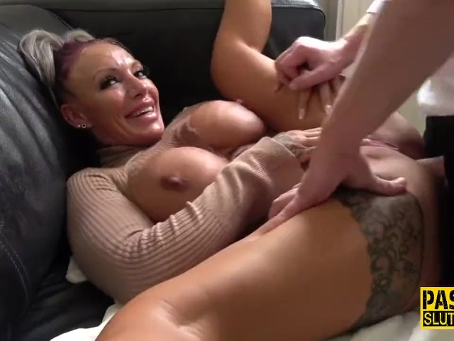 Fetish Milf Anally Plowed