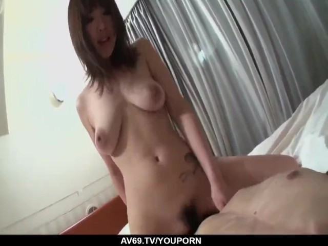 Perfect Scenes of Home Sex With Hairy Asami Uemura - More at 69avs.Com