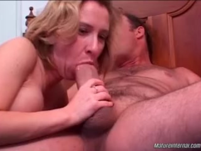 Mature Getting Her Hairy Pussy Wrecked by Stud Lover