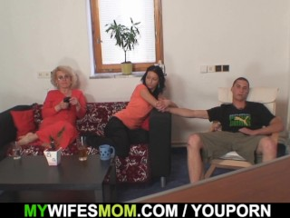 Бесплатное порно онлайн сын и теща