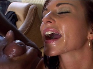 Angel Dark - Cum Exchanging