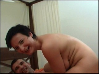 uncivil haired MILF gets a good fucking