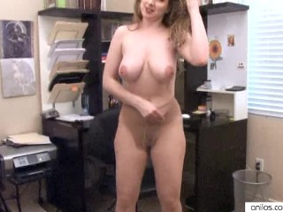 Sizzling Thick Busty Full-grown Housewife