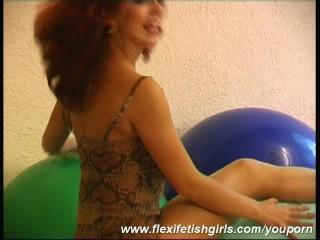 Flexible strip in sport matte