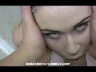 First time amateur porn audition