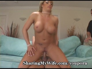 Wet Pussy Shared With Beamy Cock