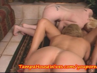 2 MILFS set forth a Young Housewife to PARTY