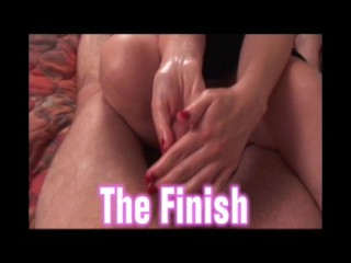 Learning to use both hands be required of be transferred to handjob  (CLIP)