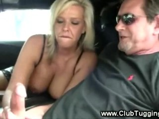 Amateur Mature Milf Jerk Off Cock