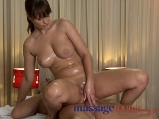 Massage Rooms Lovely Rita's big tits and warm wet pussy.mov