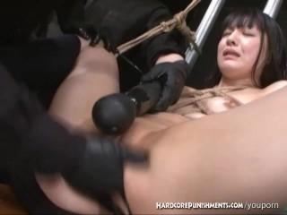 Japanese Reality BDSM Action: Rabon In Bondage pt. 3