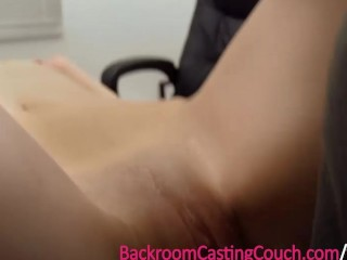 Young Stripper Painal Casting