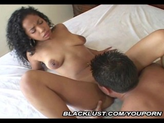 Mika Brown Outdoor Blowjob And Fucking