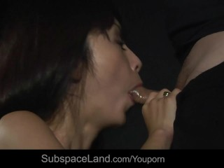 Asian slut harsh used by kinky bdsm Master