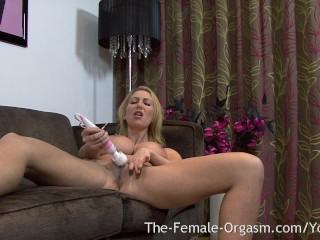 Accidental Ruined Orgasm Keeps Milf Air Humping