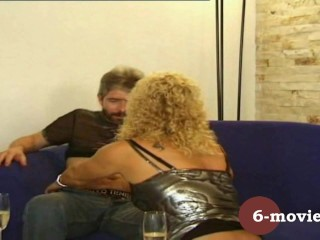 6-Movies.com - Mature Couple Blow And Lick Hairy Pussy -