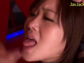JAV (Japanese Adult Video) – Blowjob Cumshot in Asian Mouths Compilation 19