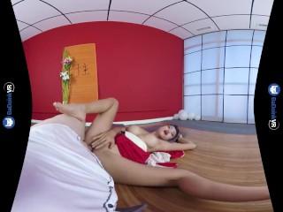 VR Porn Geisha Trying Anal Sex BaDoinkVR.com