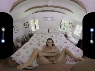 BaDoink VR Keisha Grey Cheating On Her Hubby With You VRporn