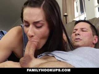 Nevlastná teta dostala chuť na sex
