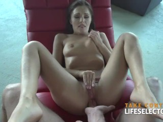 Dominica Fox – Ass to Pussy and Feral Fingering