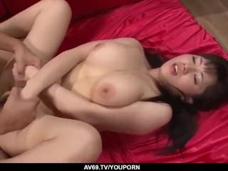 Flaming nude porn scenes along hot Azusa Nagasawa