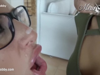 My Dirty Hobby – Bubble butt threesome