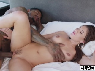 BLACKED Nurse Can't Resist BBC On A House Call