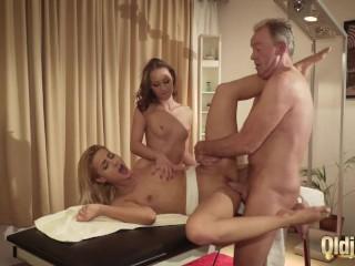 Masážnych sex Teen