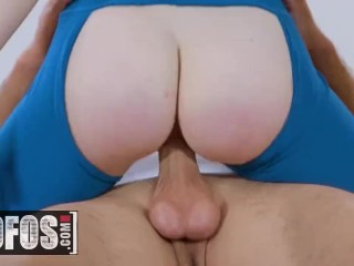 Mofos - Cute Redhead Yoga Teen Arietta Adams Gets Pounded